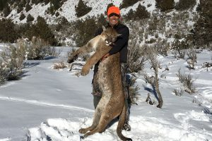 Colorado Mountain Lion Hunt-Scott Whatley-Host of Sportsman of Colorado Radio Show-QRS Outdoor Specialties