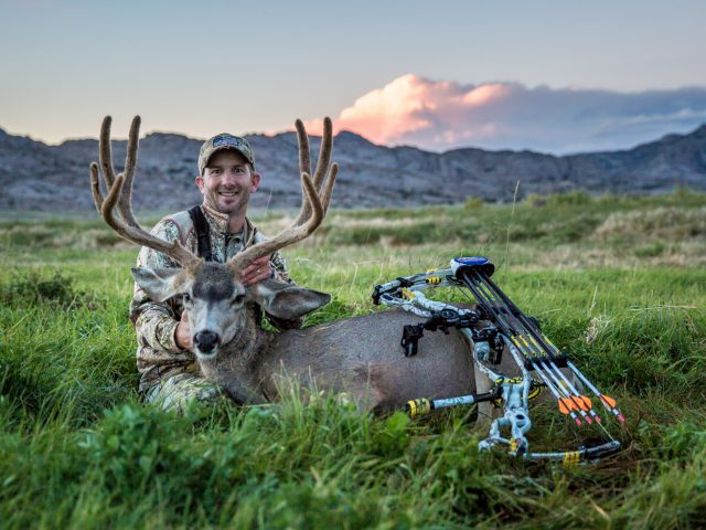 Trevon Stoltzfus Testimonial - Host of Outback Outdoors TV - Hunting with QRS Outdoor Specialties