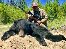 British Colombia Black Bear-QRS Outdoor Specialties