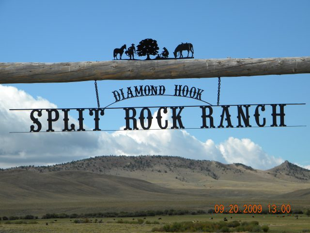 Welcome to Wyoming - Split Rock Ranch